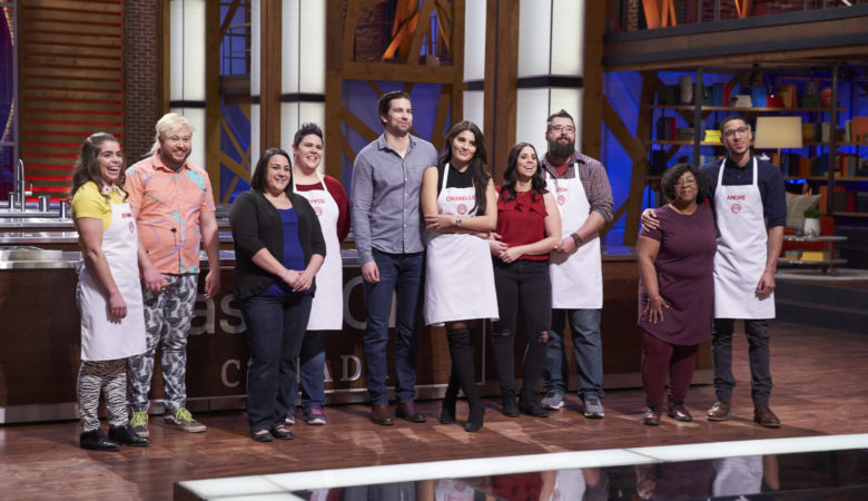 Sweet Turns Sour for Chanelle and Cryssi on MASTERCHEF CANADA