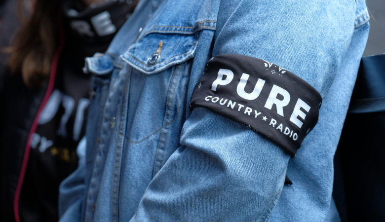 iHeartRadio Canada Launches New Brand PURE COUNTRY Nationwide Today