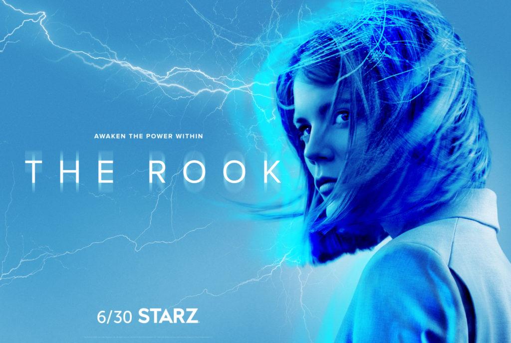 Supernatural Thriller THE ROOK, a New STARZ Original Series