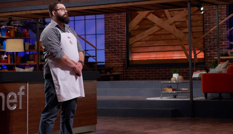 Cheese Turns Blue for Josh on MASTERCHEF CANADA