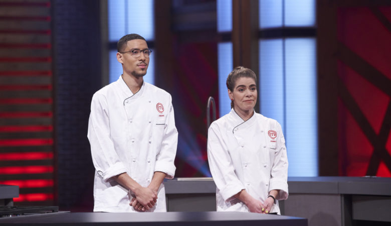 Champ Jennifer and Runner-Up Andre Dish on MASTERCHEF CANADA Journey