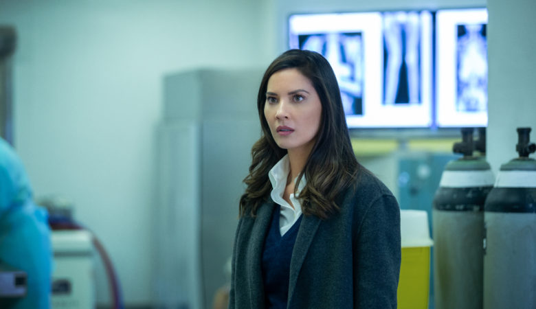 Olivia Munn On Her New STARZ Series THE ROOK