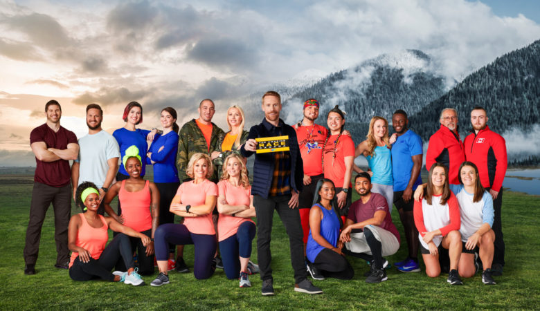 A Record Number of Partners Join CTV's THE AMAZING RACE CANADA for Season 7