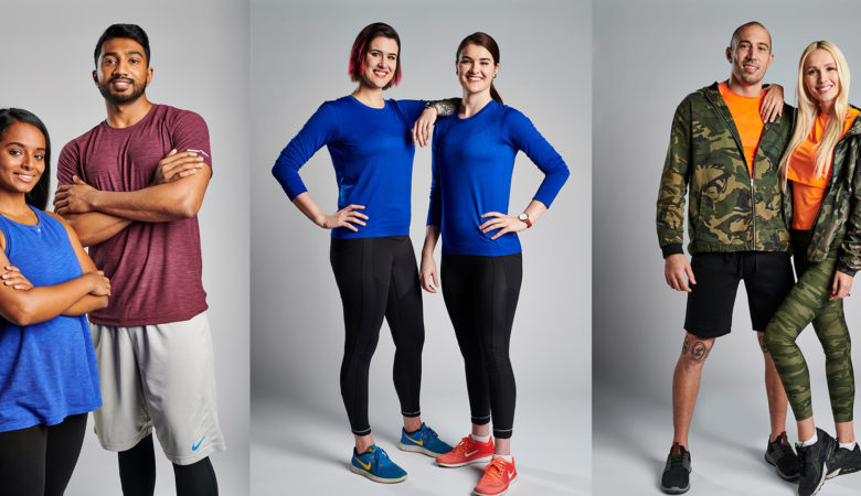 Three Teams Revealed in Advance of Season 7 Premiere of THE AMAZING RACE CANADA, July 2 on CTV