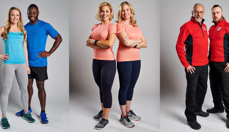 Second Group of Teams Revealed in Advance of THE AMAZING RACE CANADA Season 7 Premiere, July 2 on CTV