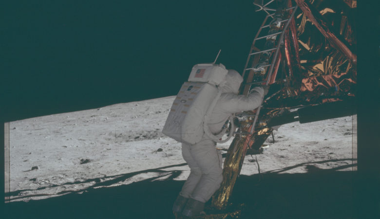 'Get Up That Ladder!' Anxious Moments Revealed as MAKE IT TO THE MOON Marks 50th Anniversary of Historic Landing