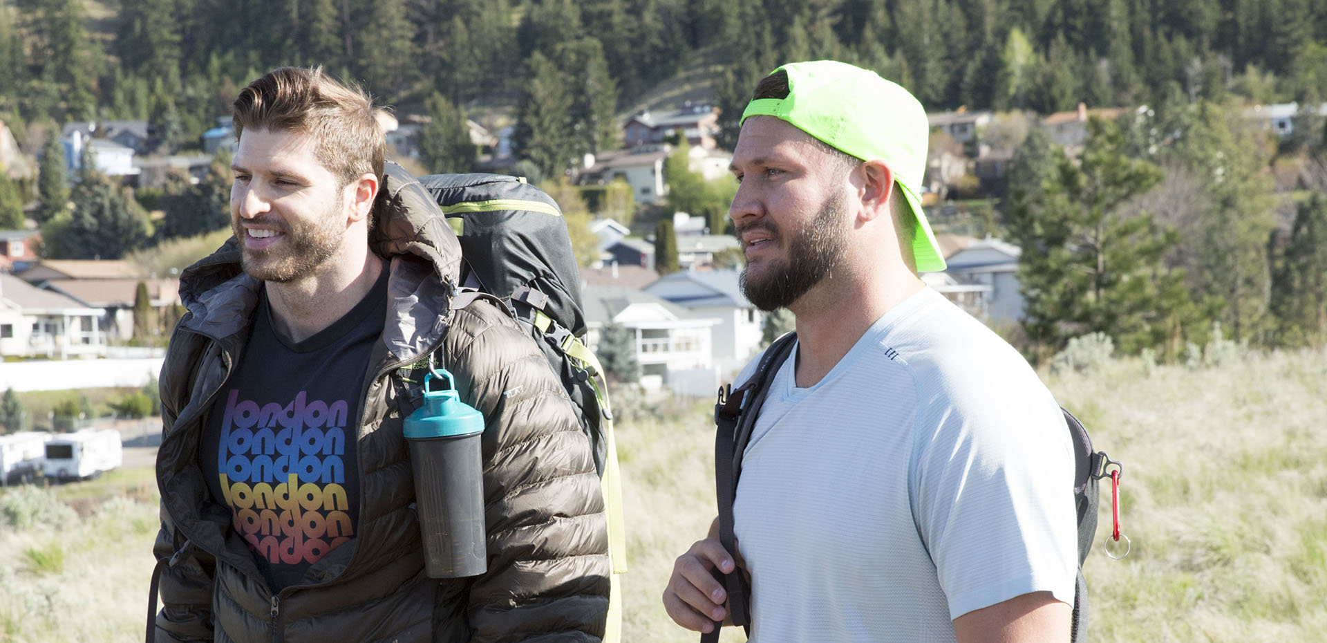 First Team Eliminated on Season 7 of CTV's THE AMAZING RACE