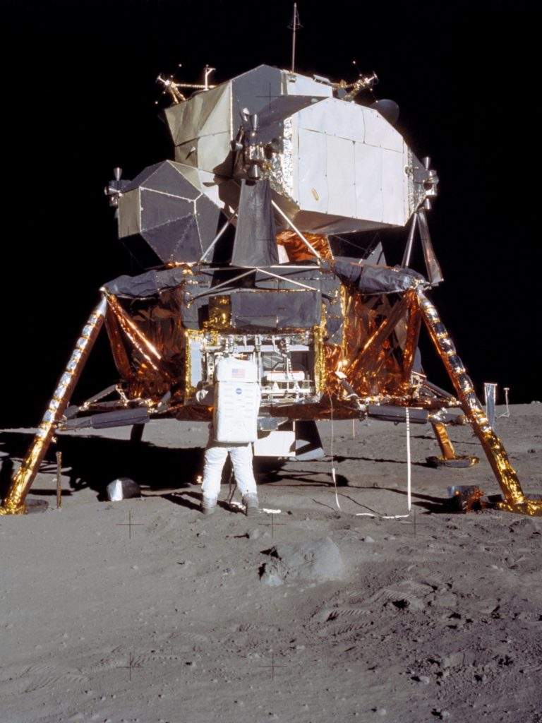 Discovery Celebrates the 50th Anniversary of the Moon Landing with