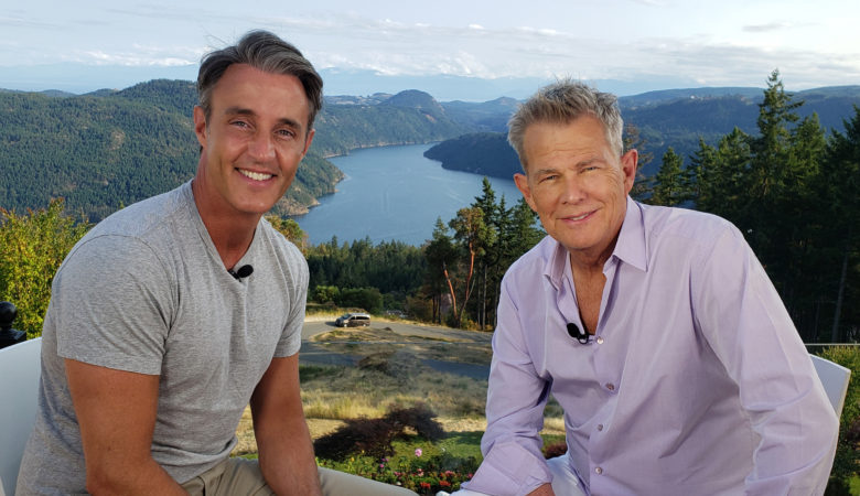 In New Special Premiering Friday, ETALK's Ben Mulroney Sits Down With Canadian Hitmaker David Foster to Discuss Upcoming TIFF Bio Doc