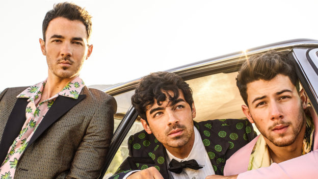 This Just In: The Jonas Brothers set to perform at the 2019 VMAs for the first time in more than 10 years from iconic New Jersey location, presented by 2020 Toyota Corolla