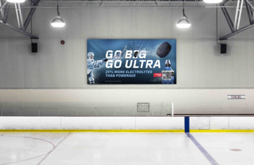 Astral Out-Of-Home Product - Mega banner