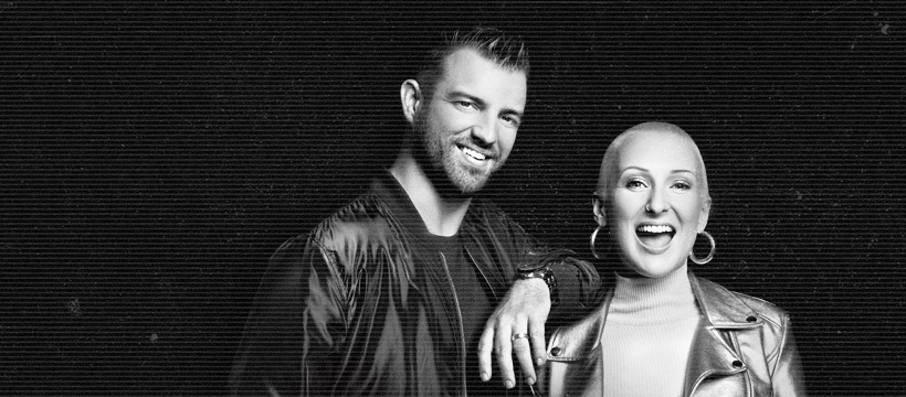 Vinny Barrucco and Shannon King : The New Morning Team on