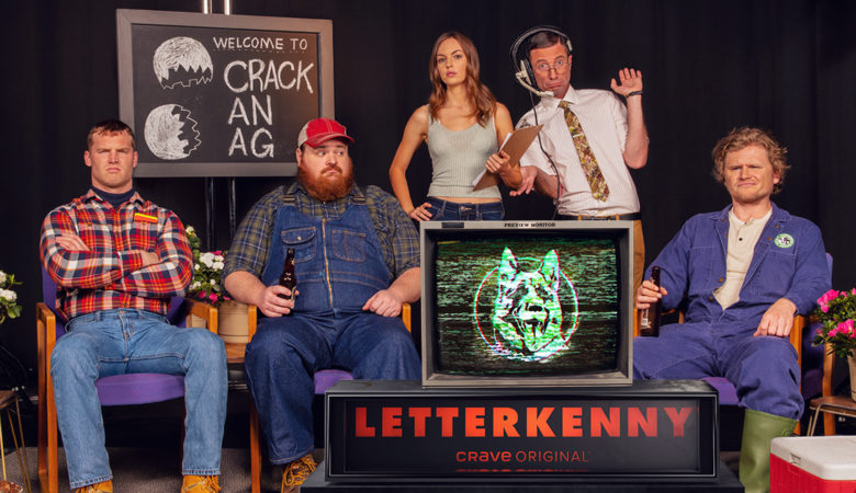 You Can Watch A New LETTERKENNY Trailer Right Now if You Want To