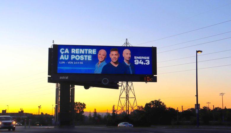 Une campagne qui décoiffe à ÉNERGIE 94.3