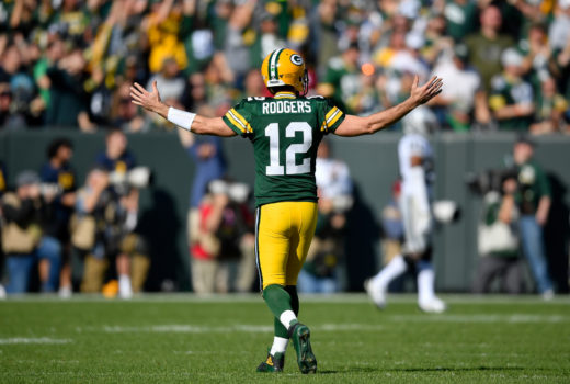NFL on CTV, TSN, and RDS – Week 8: Thursday, Oct. 24 to Monday, Oct. 28